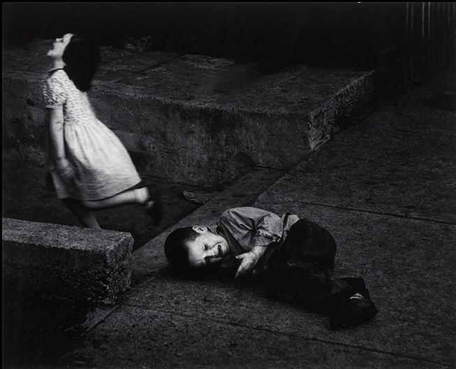 Vengeful Sister, Chicago, 1956