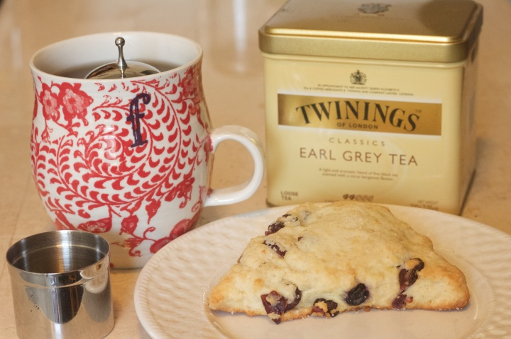 Cuppa and a Scone (1)