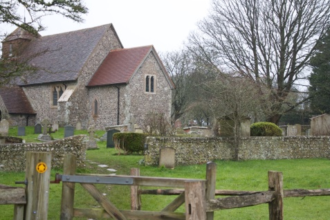 Church in East Dean